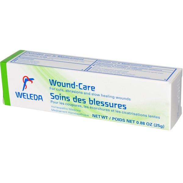 Weleda, Wound-Care, 0.88 oz (25 g) (Discontinued Item)