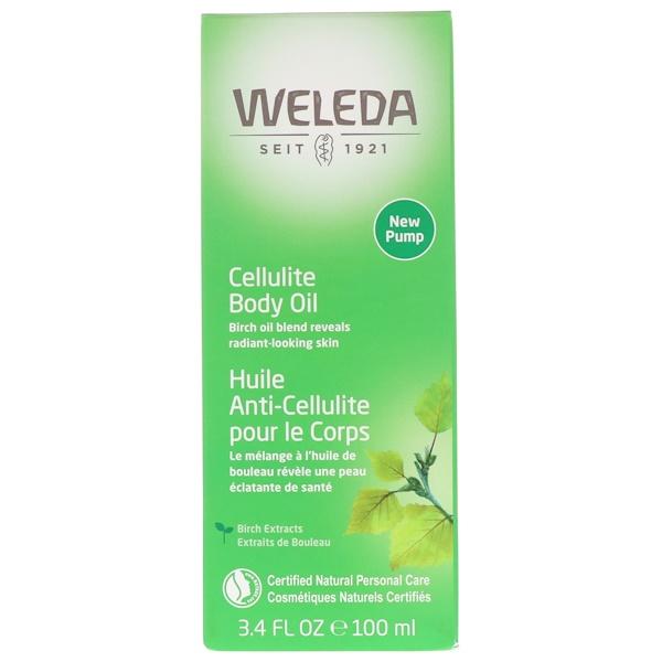 антицеллюлитное масло для тела, с экстрактом миндаля, для чувствительной кожи, 100мл (3,4жидк.унции)