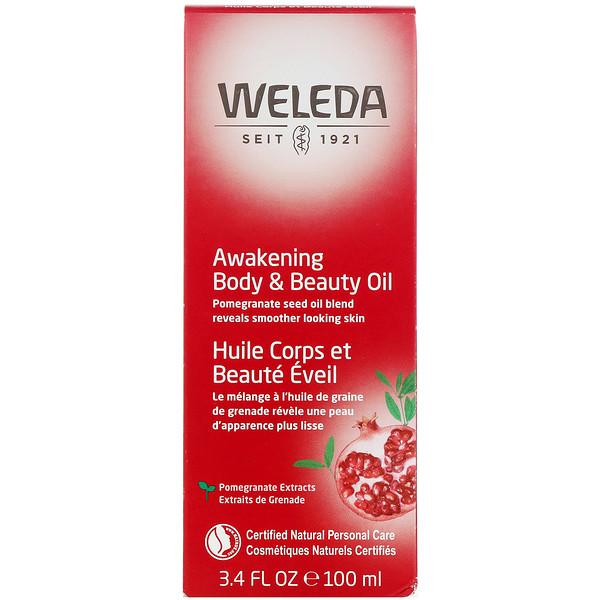 Awakening Body & Beauty Oil, 3.4 fl oz (100 ml)