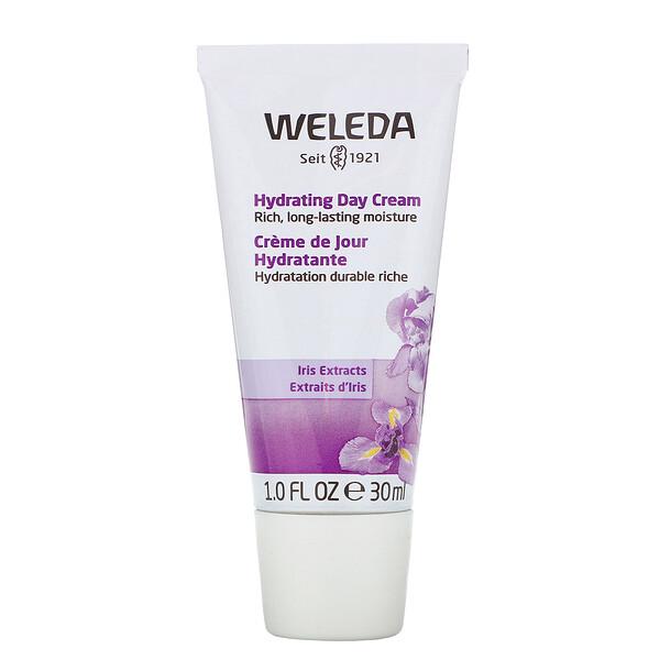Weleda, Hydrating Day Cream, Iris Extracts, 1.0 fl oz (30 ml) (Discontinued Item)