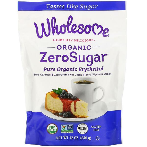 Organic ZeroSugar, 12 oz (340 g)