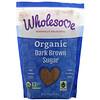 Wholesome , Органический коричневый сахар, 680г (24унции) – 1,5фунта