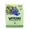 Waykana, Чай из амазонской гуайюсы, с оригинальным вкусом, 16пакетиков, 32г