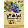 Waykana, Чай из амазонской гуайюсы, со вкусом какао, 16пакетиков, 32г