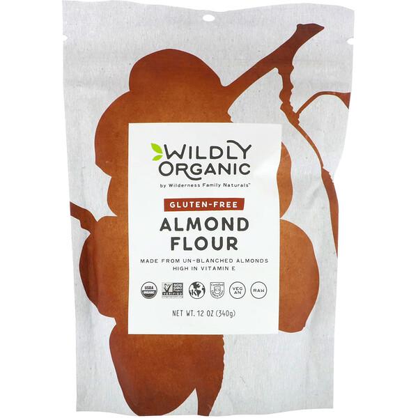 Gluten-Free Almond Flour, 12 oz (340 g)