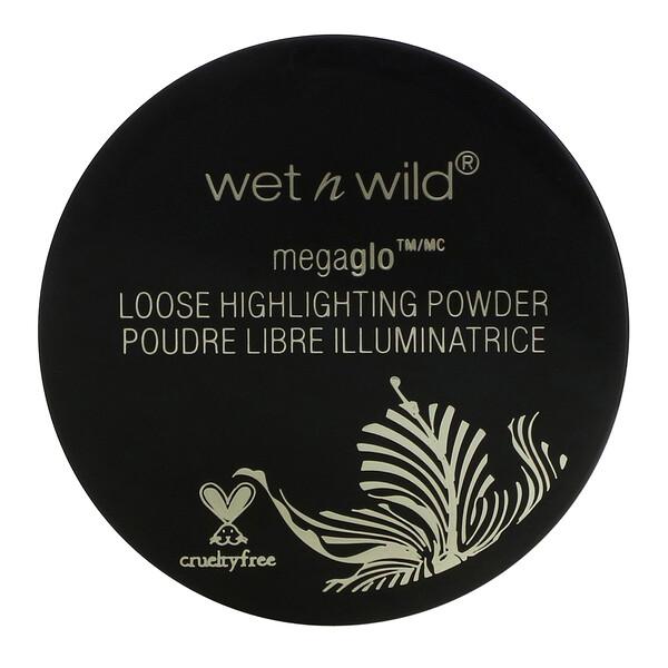 MegaGlo Loose Highlighting Powder, I'm So Lit, 0.57 g