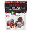 Nature's Wild Organic, All Natural, закуска из фруктов и орехов, фит-шарики, финики + фундук + кокос, 5,1 унции (144 г)