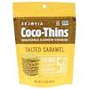 Sejoyia, Coco-Thins, снек из кешью, соленая карамель, 3,5 унции (99 г)