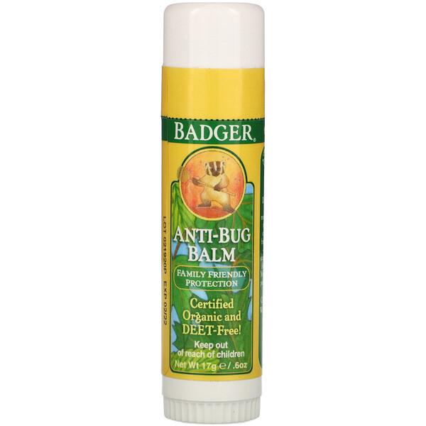 Anti-Bug Balm, .60 oz (17 g)