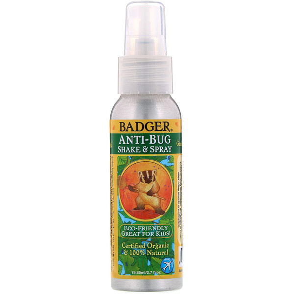 спрей против насекомых, 79,85 мл (2,7 жидкой унции)