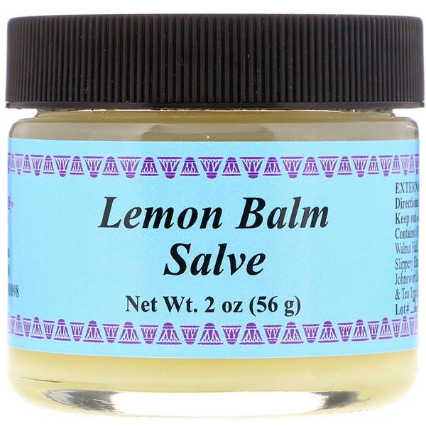 Крем с лимонным бальзамом, 56 г