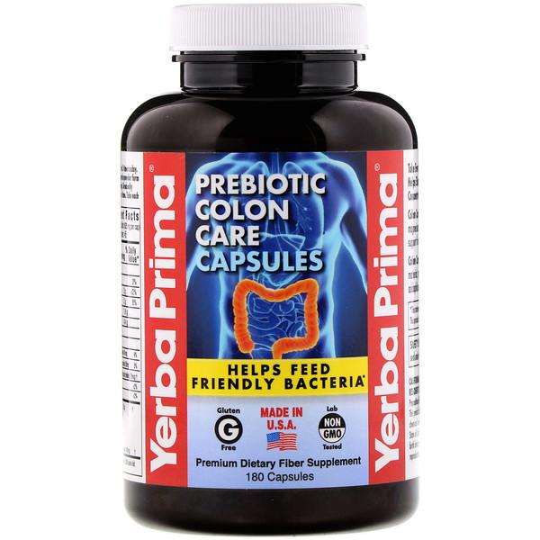 Пребиотик «Помощь кишечнику», 180 капсул