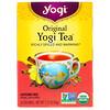 Yogi Tea, Оригинальный, без кофеина, 16 чайных пакетиков по 1,27 унц. (36 г)