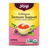 Yogi Tea, Echinacea Immune Support, без кофеина, 16 чайных пакетиков, 24 г (0,85 унции)