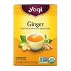 Yogi Tea, Organic Ginger, 16 Tea Bags, 1.12 oz (32 g)