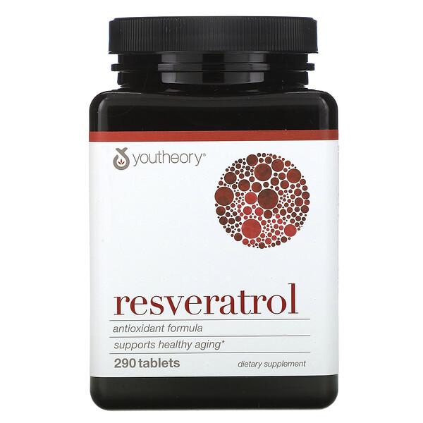 Resveratrol Anti-Aging, 290 Count