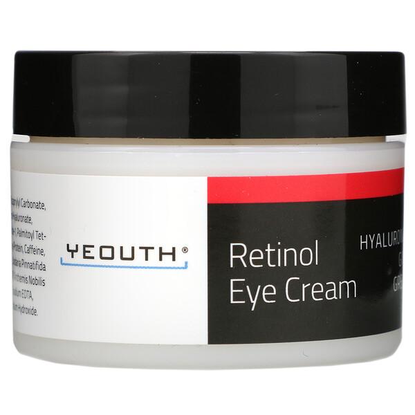 Крем для области вокруг глаз с ретинолом, 30мл (1жидкая унция)
