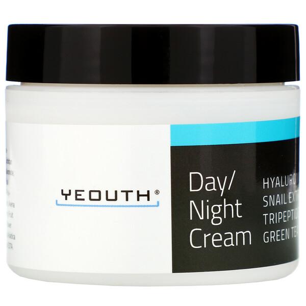 Yeouth, Day / Night Cream, 2 fl oz (60 ml)