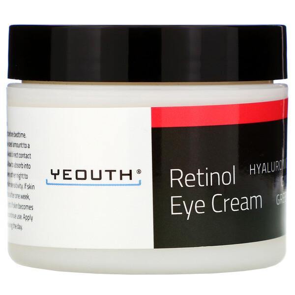 Retinol Eye Cream, 2 fl oz (60 ml)