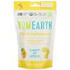 YumEarth, Органические леденцы, дерзкий лимон, 93,6 г (3,3 унции)