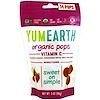 Ям Ерт, Органические леденцы с витаминомC, 14леденцов, 85г (3унции)