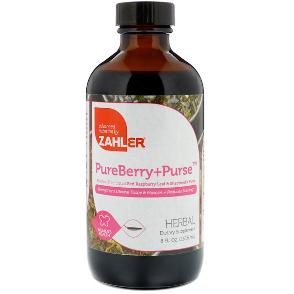 Zahler, PureBerry+Purse, 8 унций (236,6 мл)