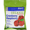 Zand, Органические таблетки на основе трав, клюква и малина, 18 таблеток