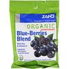 Zand, Органические таблетки на основе трав, смесь черники, 18 пастилок