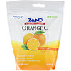 Zand, Таблетки на основе трав, апельсин, витамин C, 80 леденцов