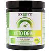 Zhou Nutrition, Keto Drive, лимонад с матча, 8,29 унц. (235 г)