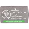 Zion Health, Древнее глиняное мыло, сандаловое дерево, 6 унц. (170 г)