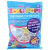 Zollipops , Леденцы Clean Teeth Pops; клубника, апельсин, малина, вишня, виноград, ананас; 25+ ZolliPops, 5,2 унции