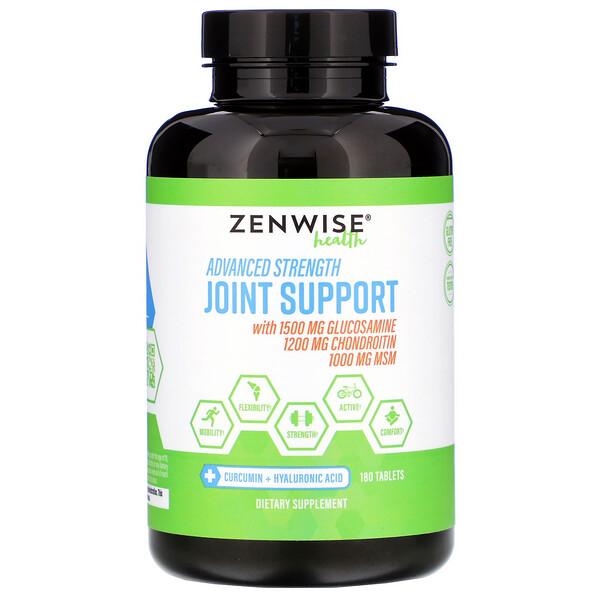 Дополнительная сила для укрепления суставов, 180 таблеток