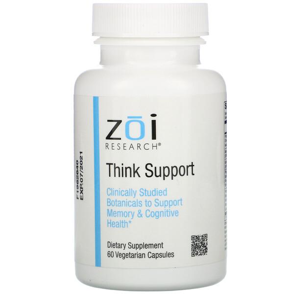 ZOI Research, Поддержка мыслительных способностей, 60растительных капсул