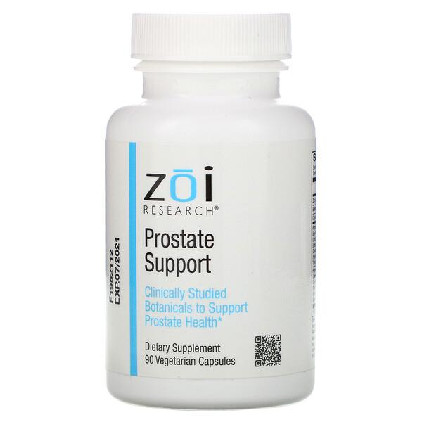ZOI Research, Поддержка здоровья простаты, 90растительных капсул