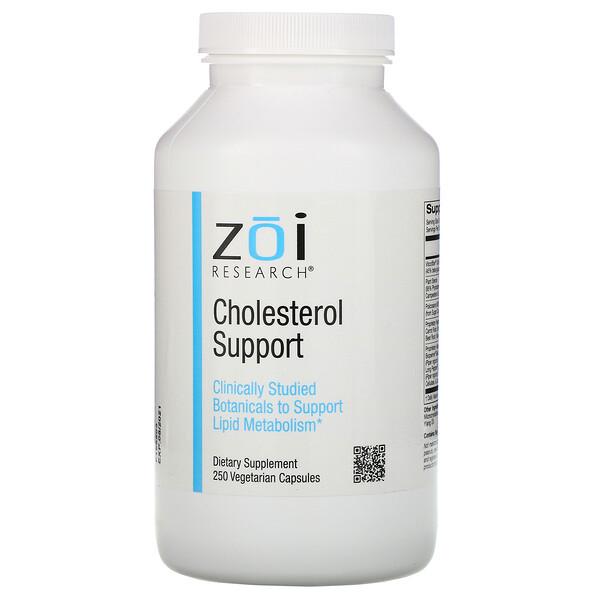 Поддержка уровня холестерина, 250растительных капсул